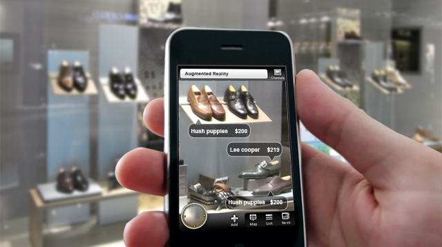 #AR Augmented Reality or Augmented Brands?