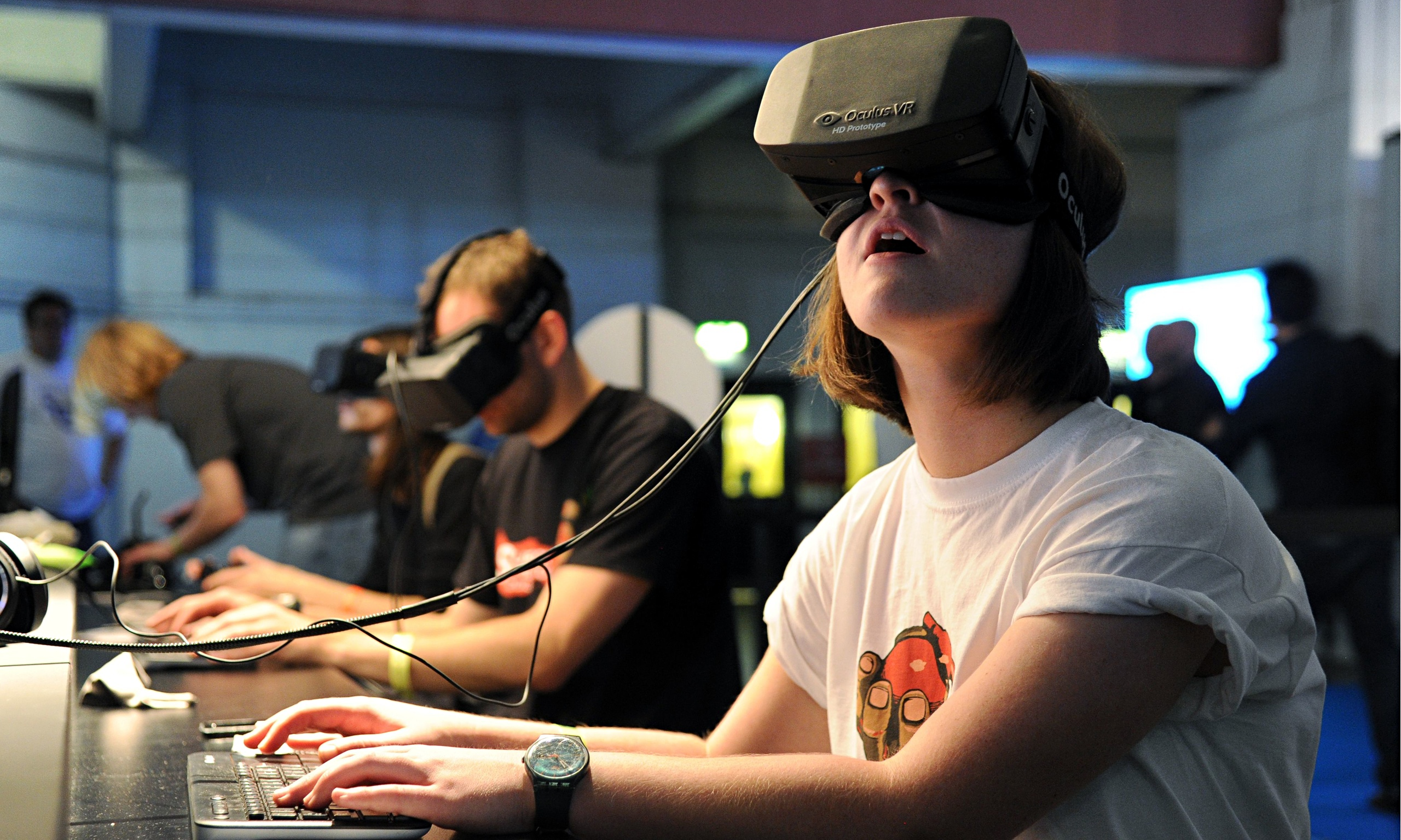 Living and Learning: Potential of immersive technologies in education