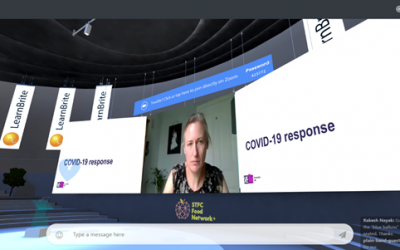 Immersive Virtual Event Technology: Why 3D?